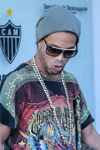 Despedida de Ronaldinho Gaúcho 30.07.2014