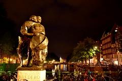 Amsterdam Pays-Bas (denis.fleurot) Tags: amsterdambynight