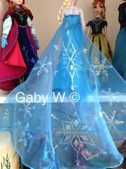 Disney Elsa Singing Doll OOAK LE look-a-like (Gaby W) Tags: doll singing ooak disney limited edition elsa
