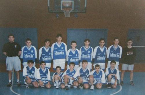 INDIANA LINE Collegno Basket 4