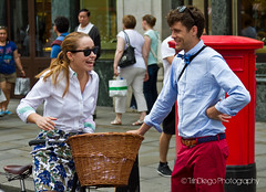 Summer Streets Candids | TrinDiego (TrinDiego) Tags: street summer colour london beauty fashion model candid shades regent catchy 2014 summerstreets trindiego