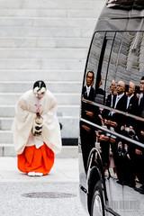Japan: Wedding Ceremony (Arnau P) Tags: wedding japan tokyo boda reverence japon tokio japo reverencia