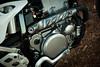 Suzuki DRZ 400SM - Engine (Tri Nguyen | P h o t o g r a p h y) Tags: red nikon engine motorcycle suzuki drz400sm 400cc d700 supermotor fix50