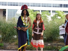 (magnet_terp) Tags: costumes vacation photoshoot cosplay baltimore otakon conventions bcc lok baltimoreconventioncenter atla avatarthelastairbender legendofkorra otakon2014 otabending otabending2014 otakon21