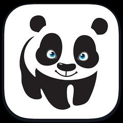 Panda WWF (Monich Alexander) Tags: apple illustration panda icon application ios app wwf iphone ipad monich appstore