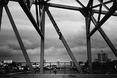 Dystopia, My Personal Landscape (misunderstories) Tags: newyorkcity bronx harlem dystopia harlemriver 145thstreetbridge pattersonhouses constantsenseofdisplacement