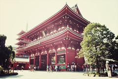 Tokyo + Asakusabashi + Sens-ji Temple | Japan, July 2014 (Sebastien BERTRAND) Tags: japan canon tokyo streetphotography streetphoto  japon asakusabashi  photoderue sensji  sensjitemple eos40d canon40d fotomato sebfotomato sbastienbertrand sebastienbertrand templesensji