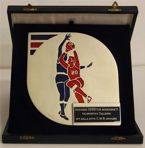 Torneo Minibasket Chivasso 1981