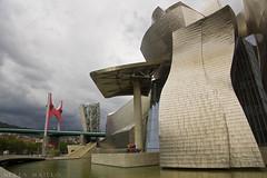 Guggenheim Bilbao (katamotza22) Tags: ro puente sony bilbao guggenheim museo alpha 77 ra