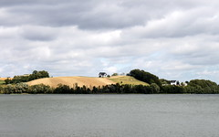 kaszuby. chmielno lake view (kexi) Tags: wallpaper sky lake water clouds canon view horizon poland polska august paysage pomerania 2014 kaszuby pomorze instantfave chmielno
