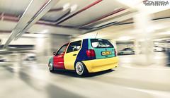 VW Polo Harlekin (EgzonBerisha) Tags: vw volkswagen photography automotive rig bbs polo harlekin bbsrs carrig rigshot