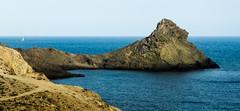 Cabo de Gata (felipemadroal) Tags: sea summer spain almeria cabodegata lassirenas