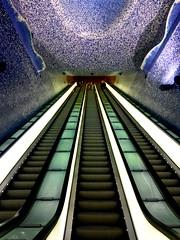 station metro toledo napoli stazione explored (Photo: Diego Menna on Flickr)