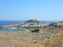 DSCN0499 (Emiliano Tanchi) Tags: barca greece porto grecia quinn anthony tre rodi lindos rhodos baia delfini soccorso mulini kalithea escursione prassonissi