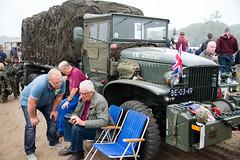 Historische voertuigen #Keepthemrolling #Margetgarden2014 #Airborne_2014#Margetgarden2014 #Airborne_2014