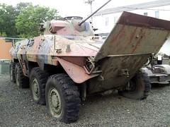 SPAHPANZER LUCHS (LYNX) (Mycophagia) Tags: tank german lynx luchs