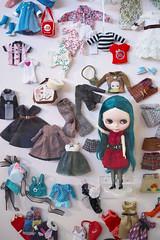 (yukihira_fl) Tags: doll jenny super kawaii blythe   dollfie liccachan