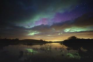 Lochend aurora