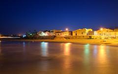 blu hour - On Explore (Marco Brunetti) Tags: sea seascape sicily sigma1770 formatthitech pentaxk30 mefotoroadtrip