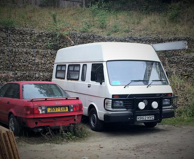 vw volkswagen diesel 1993 e 1992 audi 80 b4 lt35