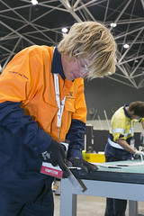 Day 3 of 2014 WorldSkills Australia National Competition