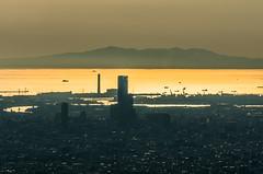 Osaka Bay Blues (nack74_sg) Tags: mountain twilight