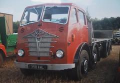 Foden S18 358AML (Shaun Ballisat (Transport Photos)) Tags: classic truck vintage vehicles lorry vehicle vans trucks van lorries foden aml s18 358 358aml