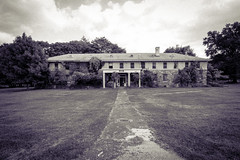 Letchworth Village (DariaPhotos) Tags: new york village state upstate haunted creepy letchworth ghosts asylum