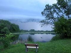 Approaching Storm  (First Shot) (moodyfan (Julie)) Tags: cloud clouds thunderstorm darksky approachingstorm stormyskies squallline