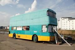 TCD383J (Common Buzzard) Tags: colchester essex hythe buses vehicle southdown daimler fleetline