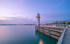 The Light House (jaywu429) Tags: sony sky sonya7r skyline singapore sony1635mmf4 sonycamera sunset ourdoor outdoor architecture light house landscape longexposure clouds tuas sea seascape explore inexplore west