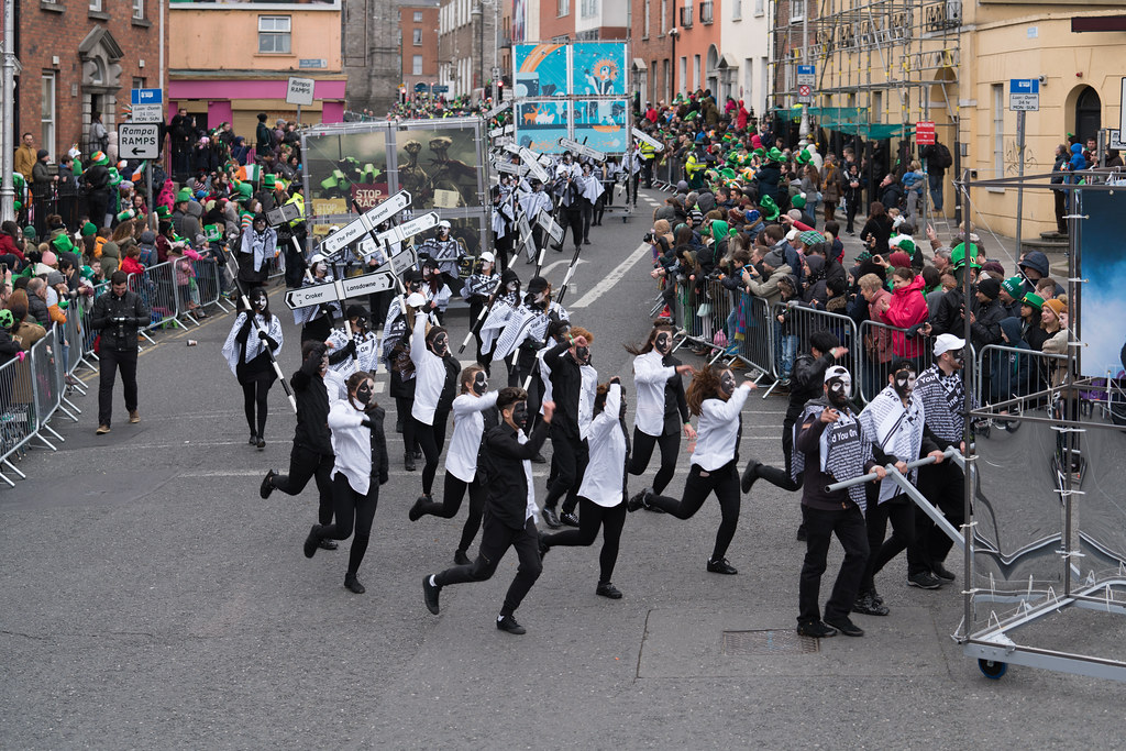 DUBLIN INSTITUTE OF TECHNOLOGY [PATRICKS DAY PARADE IN DUBLIN 2017]-126060
