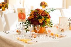 aranjament masa nunta cu bostani (IssaEvents) Tags: decor nunta portocaliu portocalii aranjamente florale issa issamariage issaevents bostani bostan organizare evenimente valcea