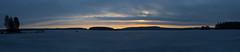 Sunrise on Lake Kukkia (talaakso) Tags: auringonnousu finland ice järvi jää kukkia pirkanmaa soluppgång sunrise terolaakso clouds lake landscape landskap maisemakuva moln panoraama panorama pilvet talaaso pälkäne fi
