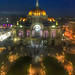 Palacio de Bellas Artes de noche (Mexico City. Gustavo Thomas © 2017)