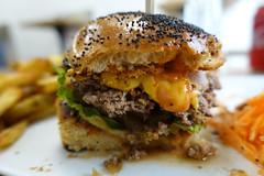 Simpson Burger @ XV Burger @ Montparnasse @ Paris (*_*) Tags: paris france europe march 2017 city winter montparnasse paris15 75015 xvburger hamburger american usa food restaurant vaugirard simpsonburger menu
