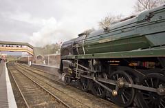 9f no.92214 (alts1985) Tags: 9f no92214 demonstration freight bewdley bob no34081 92 squadron severn valley railway spring steam gala svr train worcestershire shropshire 170317 180317