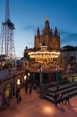 Tibidabo- Barcelona