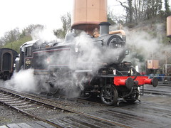 IMG_4047 - LMS Ivatt Class 2 41312 (SVREnthusiast) Tags: severnvalleyrailway svr severnvalley severn valley railway lmsivattclass241312 lms ivattclass2 41312