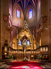 Santa Maria la Real (Paco CT) Tags: altar church construccion construction elementoconstructivo iglesia inside interior pamplonacatedraldesantamarialareal indoor structure navarra spain esp architecture cathedral catholic religion light pacoct 2017