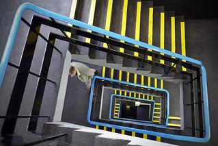 Car Park Staircase [86/365 2017]