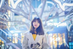 Another portrait of my sister (kl1809) Tags: chinese fancy sonya7r2 canon sony girl outdoor portrait