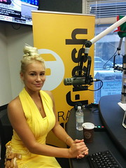 FreshRadio.Ca (TheresaLongo) Tags: radio surfer surfing surf love ocean life board rideordie ride water oceanside beach beachlife salty sand professional athlete gorgeous lovely shot photoshoot publicity celebrity celebs famouscanadians famous smile