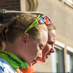 Gracie Elvin, Chantal Blaak (Harrie van den Elsen) Tags: gracie elvin chantal blaak ronde van drenthe 2016