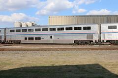 Amtrak 35007 Pic 3 (atucker2976) Tags: triptotexasmarch2017 saginawtexas burlingtonnorthernsantaferailwaybnsf amtrakamtkheartlandflyertrain822 superliner coachclass