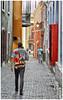 Callejón de la Capilla (SamyColor) Tags: canoneos50d supertakumar55mmf20 lightroom3 colorefexpro4 sanjuan oldsanjuan viejosanjuan puertorico callejondelacapilla color colori colorido colores colors colours adoquines cobblestones