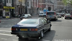 Maserati Quattroporte 1986 (XBXG) Tags: ps60ff maserati quattroporte 1986 maseratiquattroporte v8 stadhouderskade amsterdam blue bleu nederland holland netherlands paysbas vintage old classic italian car auto automobile voiture ancienne italienne italie italia italy vehicle outdoor