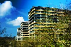 Ruhr-Universität (Pottkind_86) Tags: bochum ruhruniversität ruhruni universität university uni ggebäude