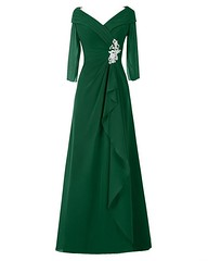 We make custom evening gowns for the mother of the bride.  You can make changes to our #motherofthebridedresses or we can work from any picture you have.  In addition to custom #eveningdresses we can also make #replicadresses that look like the original b