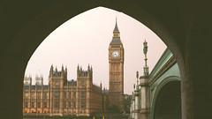 Arch to Power (Antony Zacharias) Tags: moon london thames towerbridge river bokeh stpauls londoneye parliament bigben stpaulscathedral lunar londonsunset